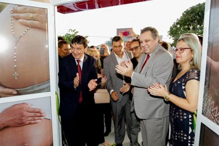 Resultado de imagem para governo do estado inaugura no Heda