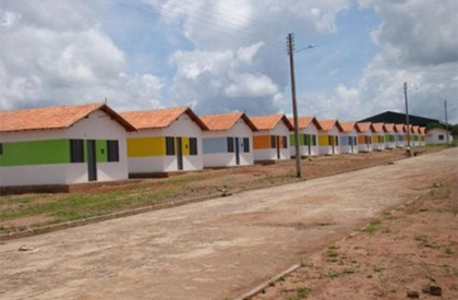 600 famílias serão sorteadas para o programa Minha Casa Minha Vida