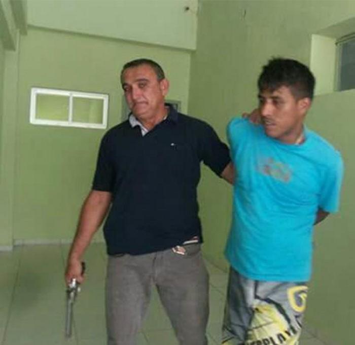 Acusado de matar agente penitenciário é preso em Parnaíba