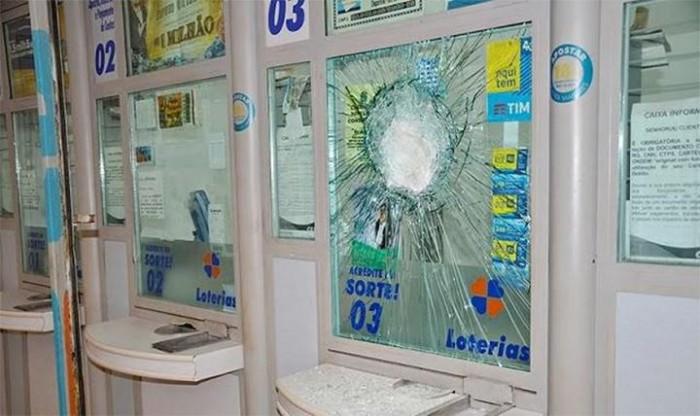 Bando invade e rouba casa lotérica no norte do Piauí