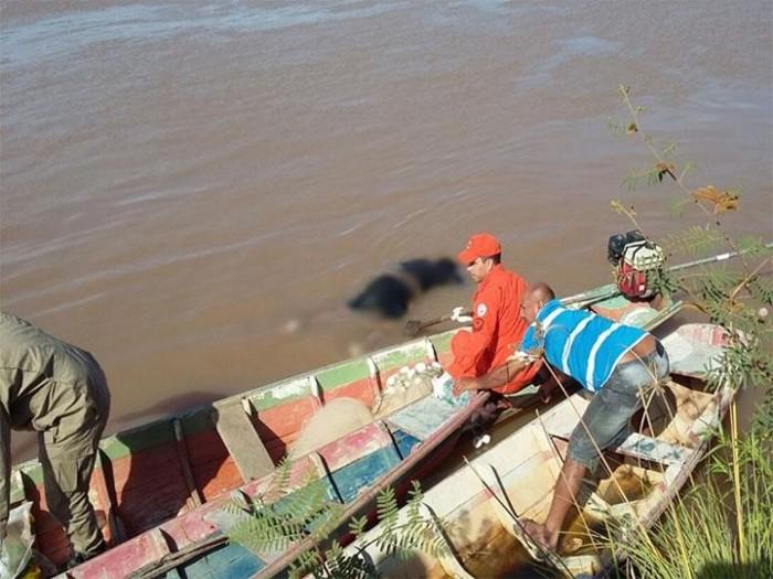 Corpo de homem é encontrado após dois dias desaparecido no Rio Parnaíba