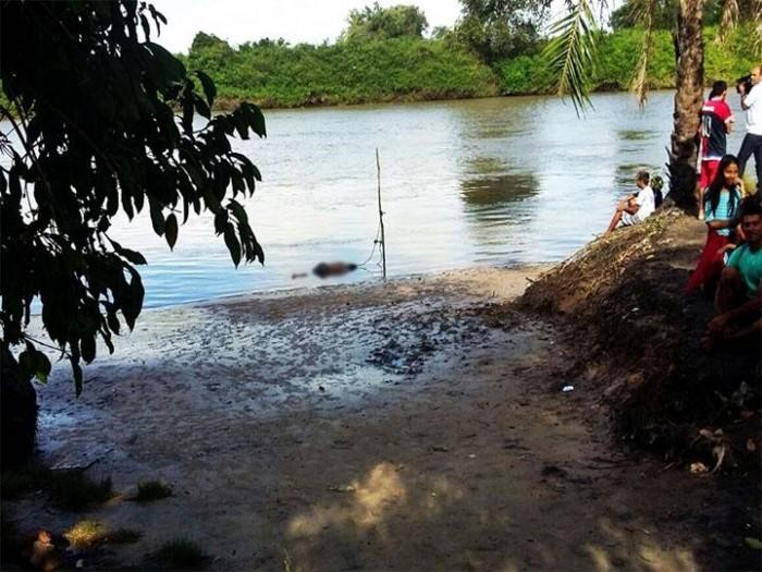 Corpo de pescador é encontrado em estado de putrefação