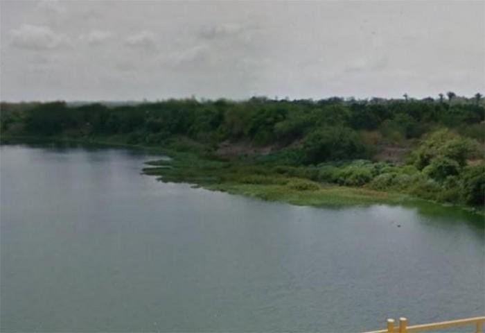 Corpo é encontrado preso em rede de pescador no Rio Poti