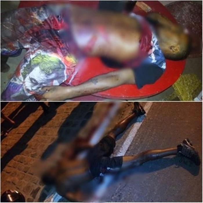 Dois homicídios são registrados em menos de duas horas em Floriano