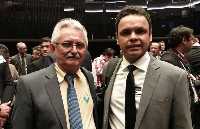 Em Brasília, Carlos Monte busca recursos junto a ministérios
