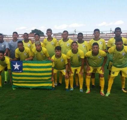 Estaduais Sub-20: seleção piauiense vence Paraíba por...