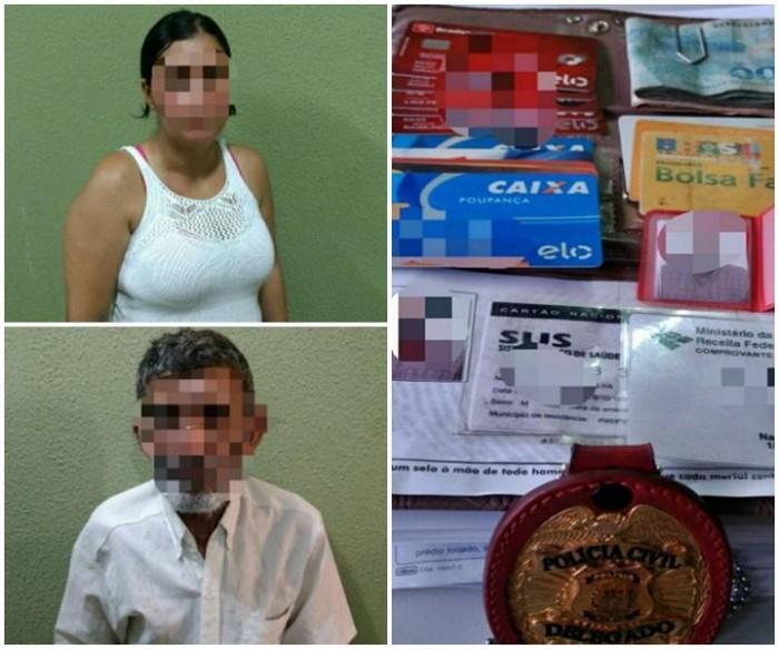 Estelionatários são presos dentro de agência bancária em Piripiri