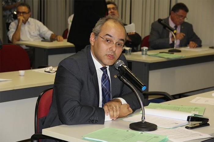 Firmino Paulo assume comando do diretório estadual do PSDB