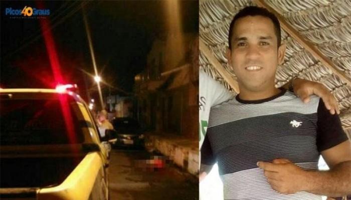 Homem é executado com quatro tiros na cidade de Picos