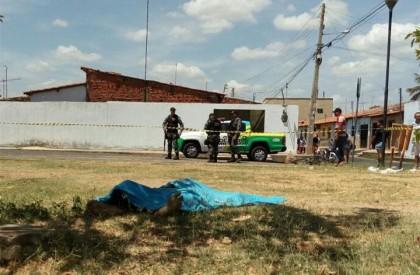 Homem é morto com seis tiros na zona norte de Teresina