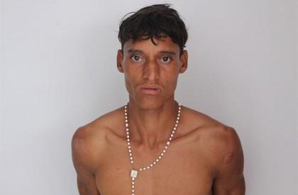 Homem é preso acusado de espancar enteado de 1...