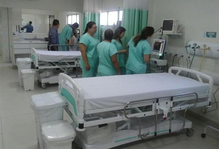 Hospital Regional de Picos recebe 10 leitos de UTI