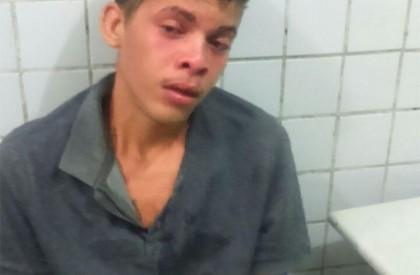Jovem é preso após tentar matar a própria mãe na zona norte de THE