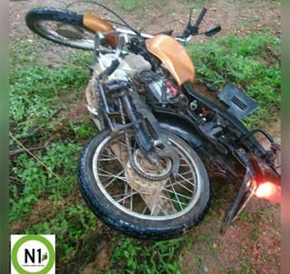 Mais um acidente com vítima fatal é...