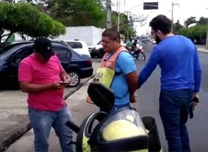 Mototaxista é preso acusado de estuprar adolescente de 14 anos
