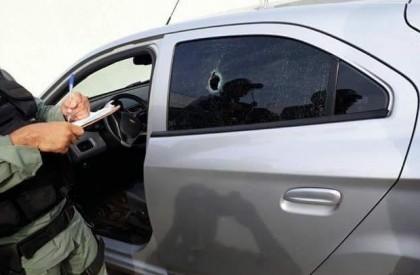 Mulher é baleada durante tentativa de assalto na zona sudeste de THE