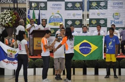 Piauí conquista mais quatro medalhas nos Jogos Escolares em Brasília