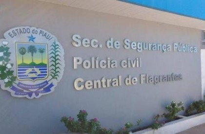 Policiais Civis de Picos paralisam atividades por 24hs