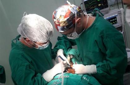 Saúde realiza cirurgia complexa e inédita em Oeiras