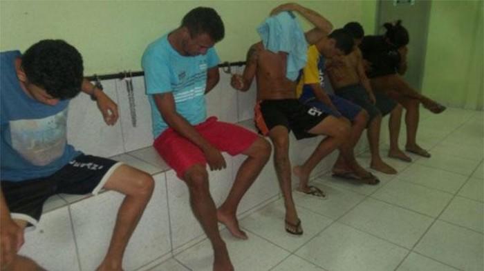 Seis pessoas são presas durante operação em Parnaíba