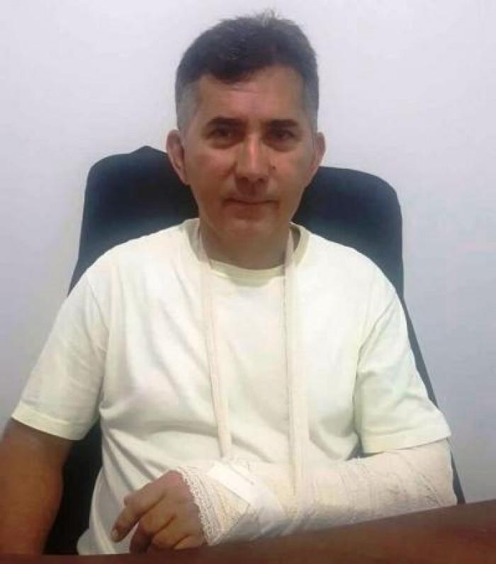 Deputado fratura braço ao fugir de assalto em Teresina