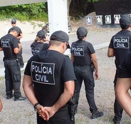 Edital de concurso da Polícia Civil do...
