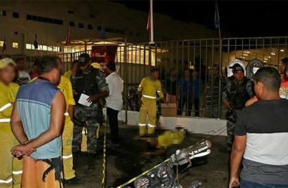 Funcionário da Litucera é baleado na zona sudeste de THE