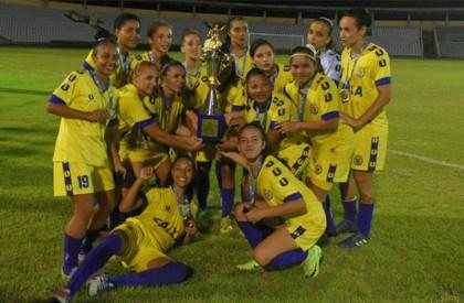 Futebol Feminino: Tiradentes é bicampeão da Copa Piauí