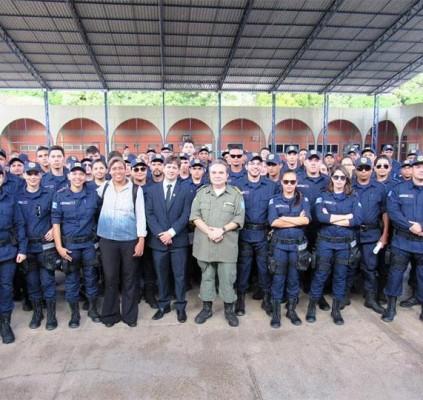 Guarda Municipal faz 547 apreensões de drogas...