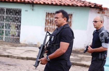 Operação PC 24h: 100 pessoas foram presas em todo o PI