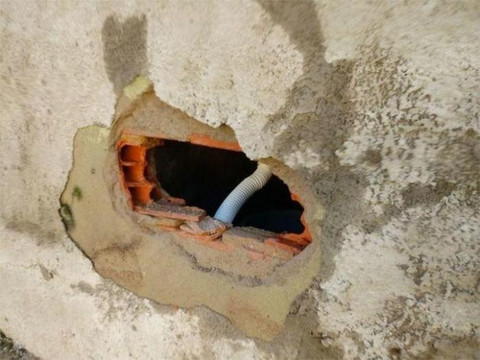 Presas cavam buraco e tentam fugir da Penitenciária Feminina