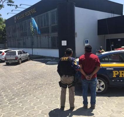 PRF prende homem com CLRV com suspeita...