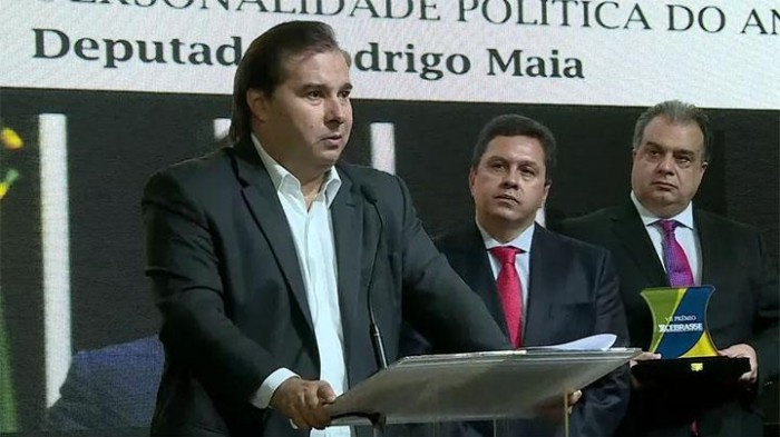 Rodrigo Maia fala sobre votação da reforma da previdência