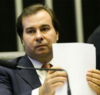 Rodrigo Maia marca votação da reforma da...