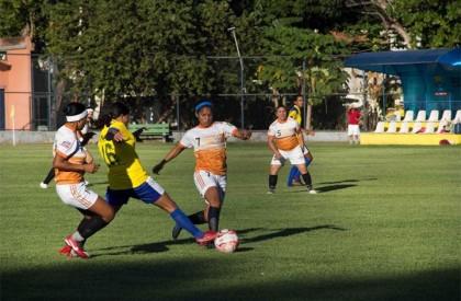 Semifinalistas da Copa Piauí de Futebol Feminino 2017 estão...