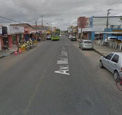 Trecho de avenida no Parque Piauí será...