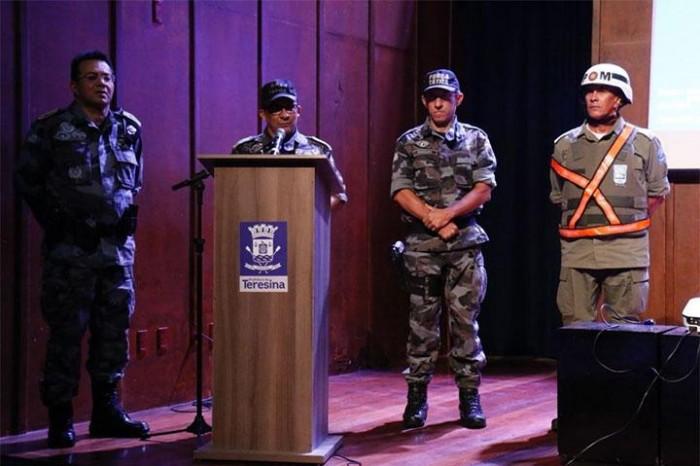 1200 policiais farão segurança dos foliões durante o Corso de Teresina