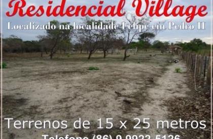 Adquira lotes de terra na localidade Felipe em Pedro...