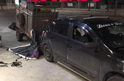 Bandidos roubam equipamentos do cantor Caetano Veloso