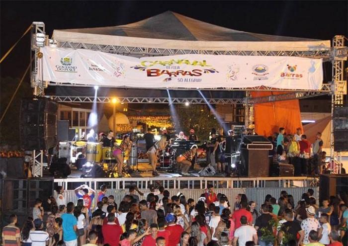 Começam os preparativos para o Carnaval de Barras 2018