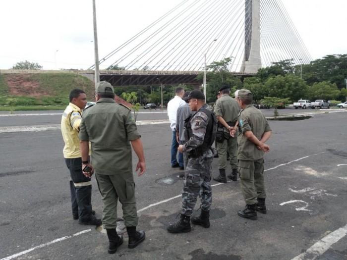 Corso de Teresina terá efetivo de 1200 agentes de segurança pública