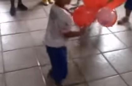 Criança de três anos morre após sofrer descarga elétrica...