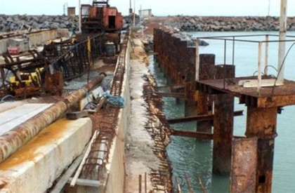 Estado define cronograma de trabalho para PPP do Porto de Luís Correia