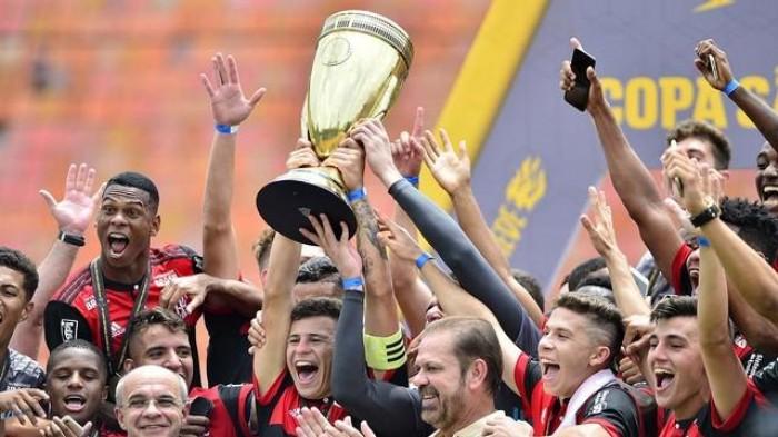 Flamengo vence o São Paulo e é tetra na Copa SP Júnior