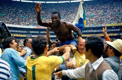 Fracasso em 66 fez Pelé jogar na Copa de 70