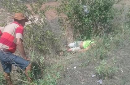 Corpo de homem é encontrado às margens da PI-115