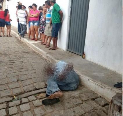 Homem é encontrado morto em Caldeirão Grande...