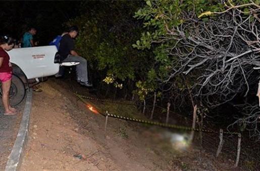 Homem morre após cair em ribanceira no interior do Piauí
