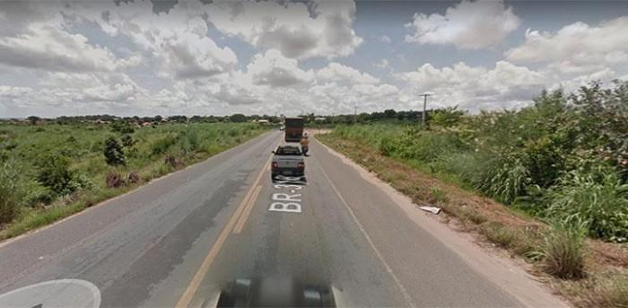 Homem morre após ser atropelado em Brasileira