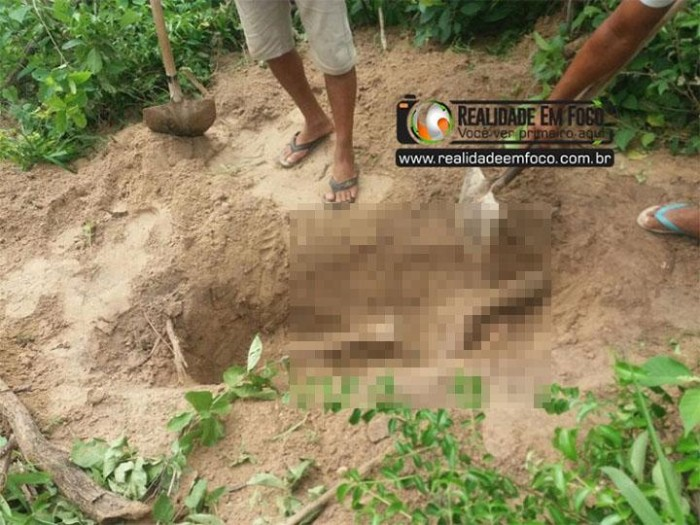 Homem morre após ser enterrado vivo em José de Freitas